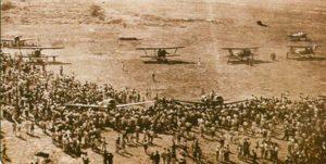 Pameran AURI di Yogyakarta tahun 1946