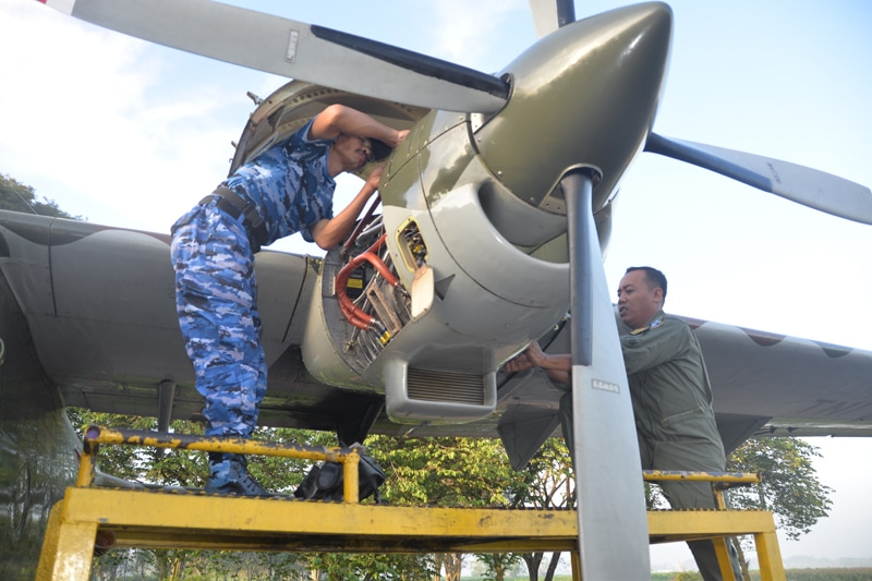 Skatek 022 Berhasil Selesaikan Tes Flight 3 Jenis Pesawat Sekaligus
