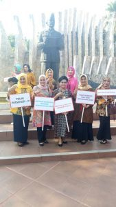 Ketum PIA AG Turut Kampanyekan Perlindungan Perempuan dan Anak