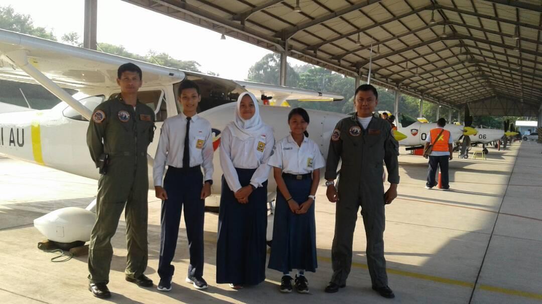 Pengumuman Kelulusan SMP Angkasa Adisutjipto, Siswa Dilarang Konvoi