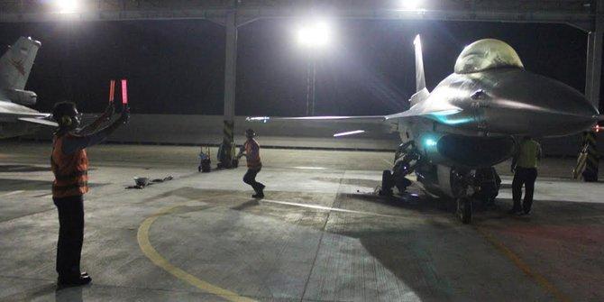 Penjelasan TNI AU soal Deru Jet Tempur di Waktu Sahur