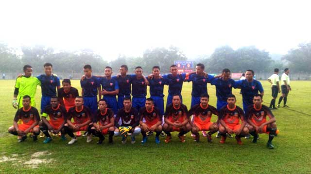 Tim Sepakbola Paskhas Kembali Berjaya Piala Wakasau Cup 2017