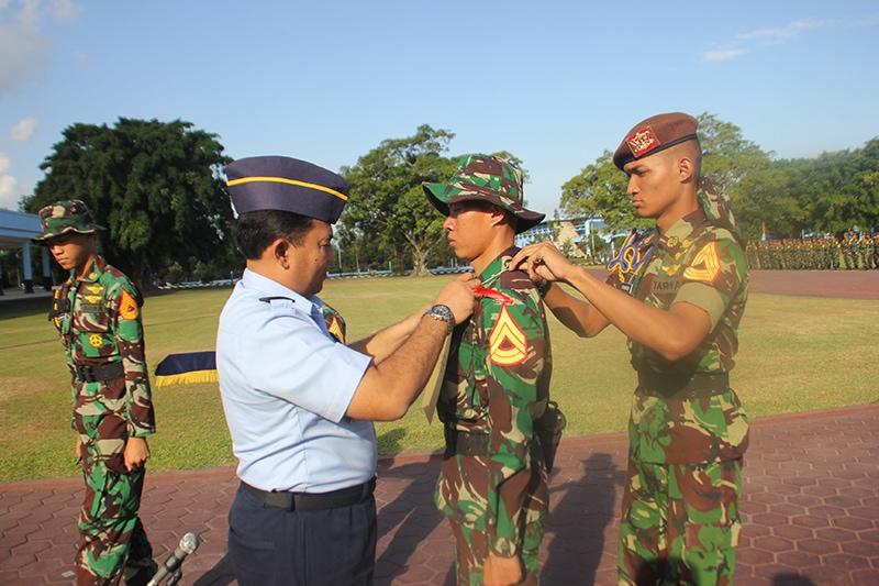 Sersan Taruna Laksanakan Orientasi di Akademi Angkatan Udara
