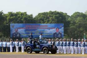 Marsma TNI Sri Mulyo Handoko SIP, MAP, Gubernur Baru Akademi Angkatan Udara