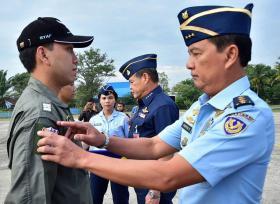 Wakasau Tutup Latma Elang Thainesia XVIII/2017