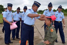 Danlanud Spo Tutup Latihan Lanjutan Skadud 51