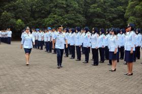 """""""Jadilah Agen Perubahan dalam Pembangunan Organisasi TNI Angkatan Udara"""""""