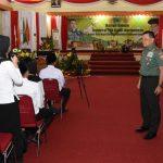 Panglima TNI : Mahasiswa Harus Optimis Wujudkan Mimpi Besar