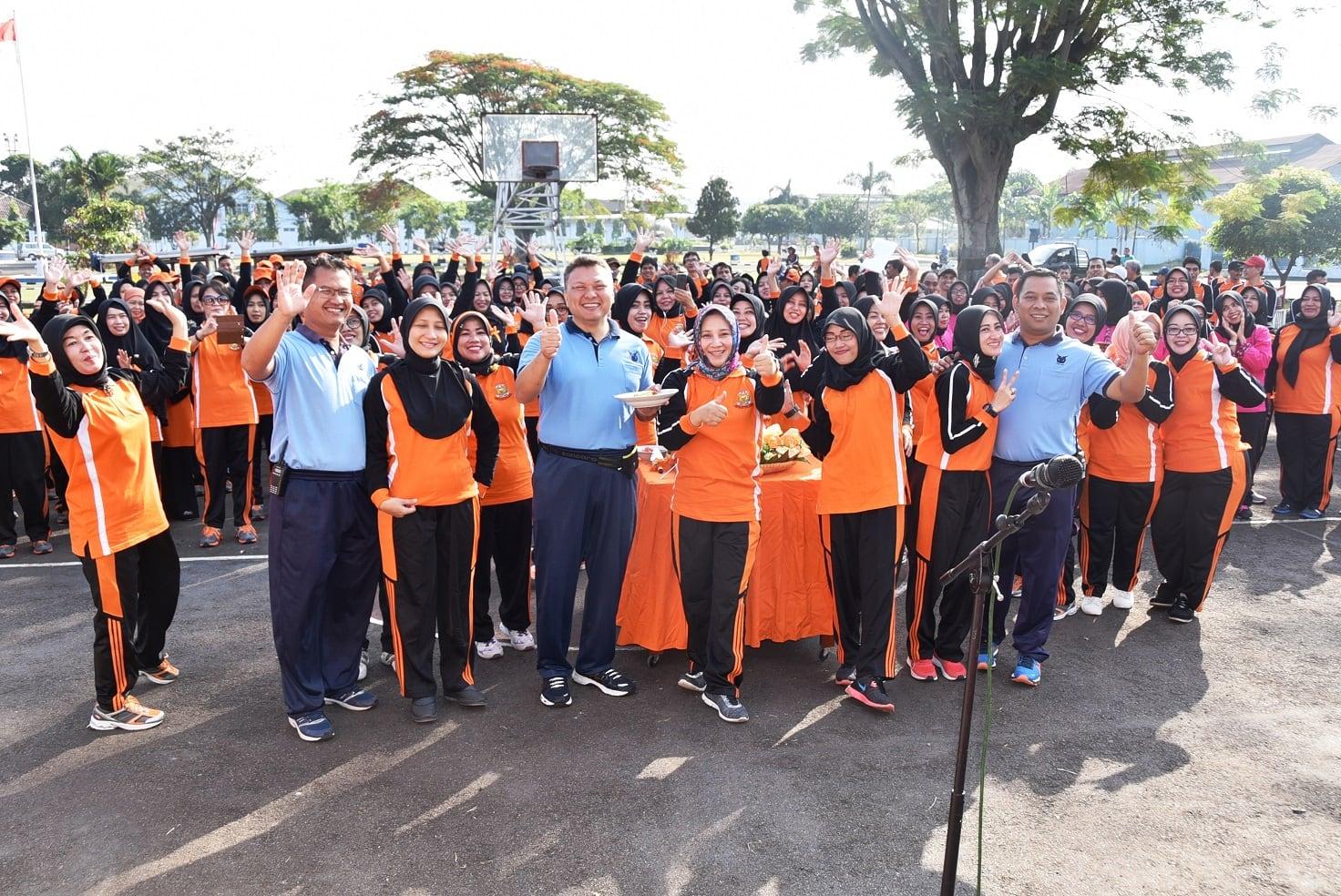 Semarak Ulang Tahun Yasarini Ke-29Di Lanud Husein Sastranegara