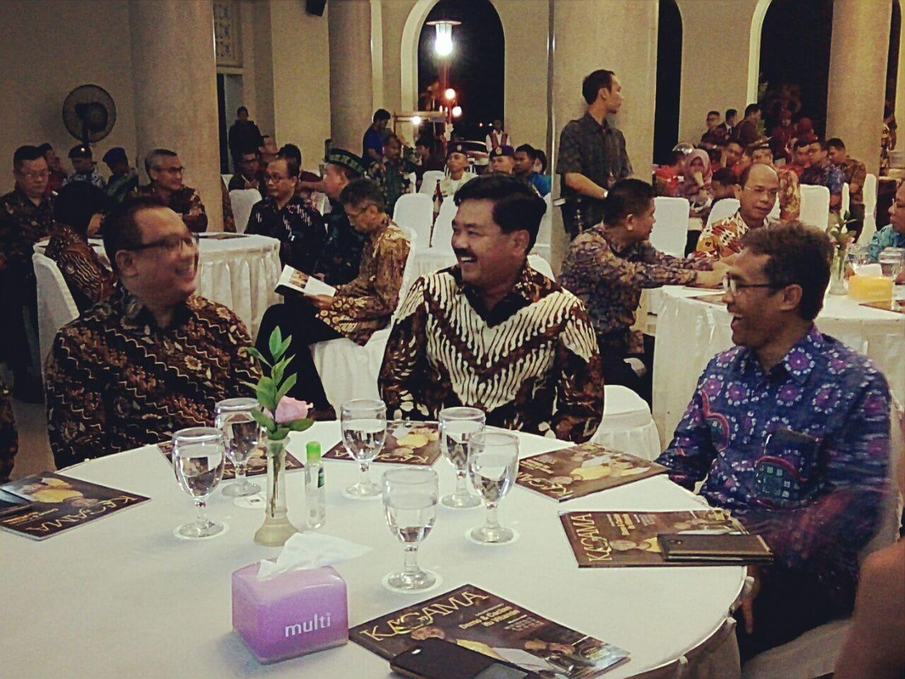 Kasau : 17 Perwira TNI AU Kuliah di UGM Program S2 dan S3 Yogyakarta
