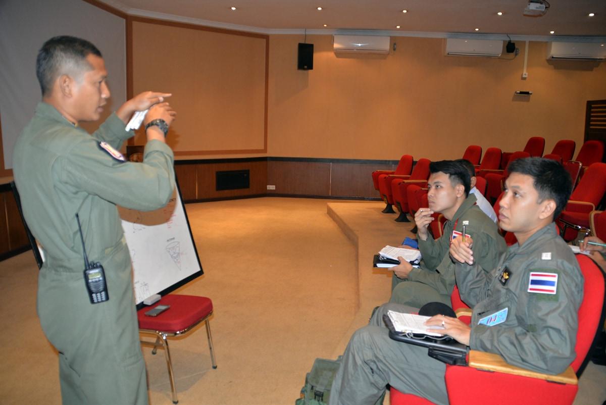 Latihan Bersama Ajang Berbagi Ilmu dan Pengalaman