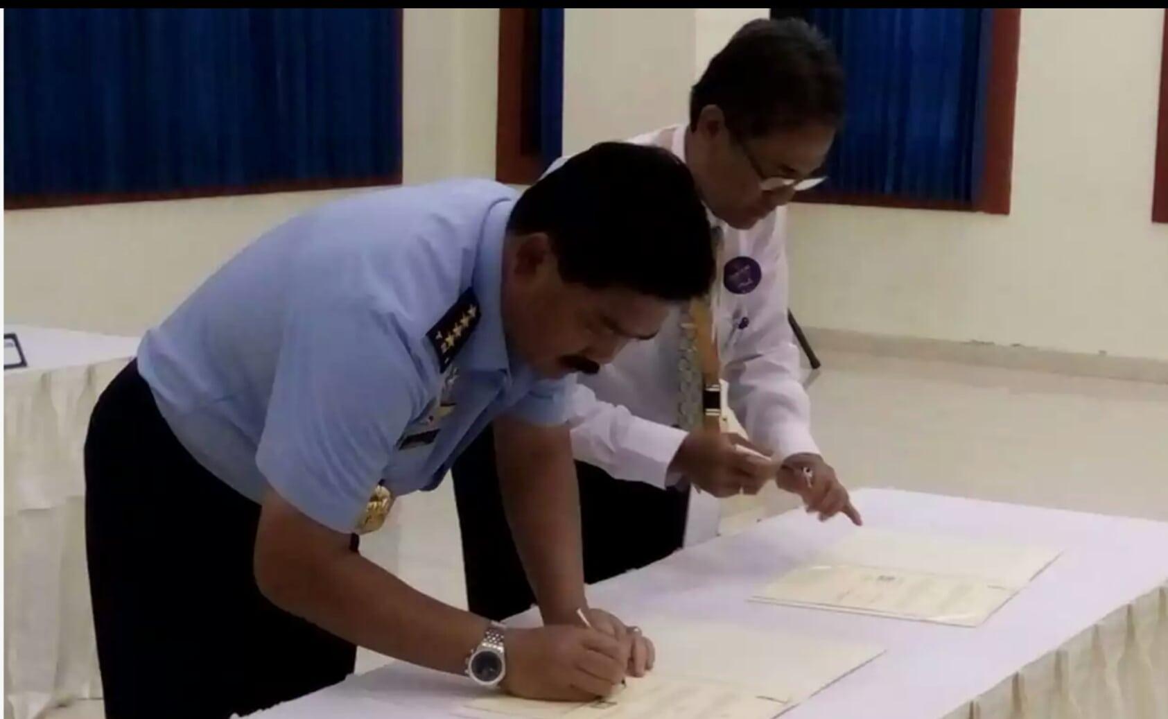 MoU TNI AU dan UGM, Tentang Pendidikan, Penelitian, Dan Pengabdian Kepada Masyarakat
