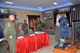 """Lanud Rsn Siap Laksanakan Latihan """"Tutuka 2017"""""""