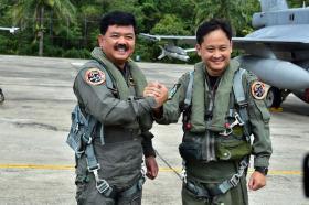 TNI AU – RSAF Torehkan Sejarah Baru