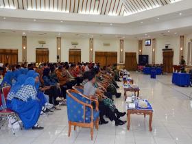 Mewaspadai Proxy War Lanud Iwj Adakan Komsos TNI