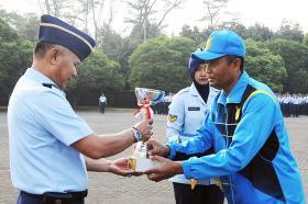 Kontingen TNI AU Bertengger di Posisi Runer Up
