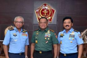 TNI dan TUDM Sepakat Tingkatkan Kerjasama
