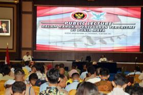 Menggugah Peran Masyarakat tentang Cybersecurity Awareness dan Ketahanan Negara