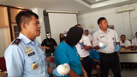 Danlanud Adisutjipto Gelar Jumpa Pers, Terkait Penyelundupan Narkotika