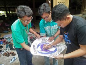 88 Mahasiswa Digembleng Dalam Aero Leadership Camp