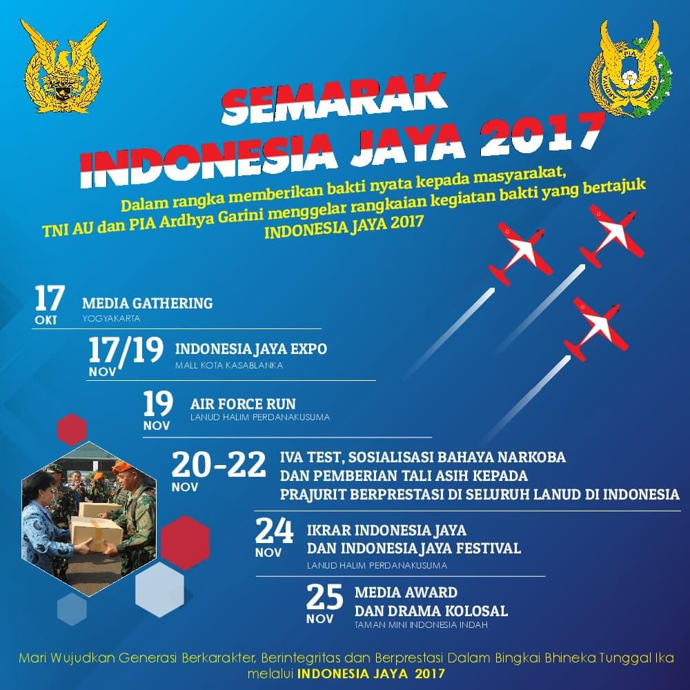 Semarak Indonesia jaya 2017