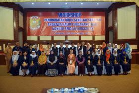 Workshop Peningkatan Mutu Sekolah-Sekolah Angkasa Halim Perdanakusuma