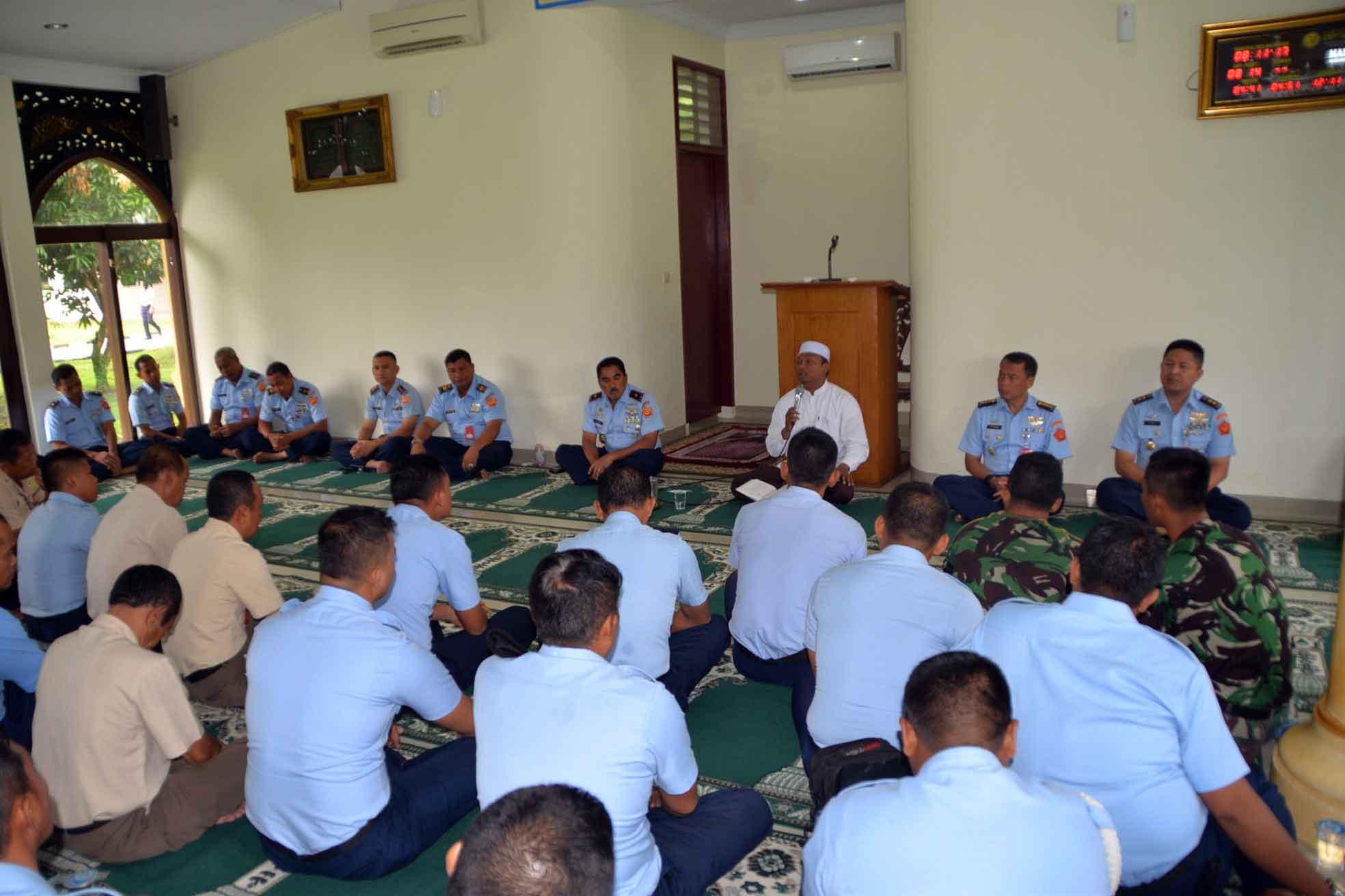 Ceramah Keagamaan di Kosekhanudnas III
