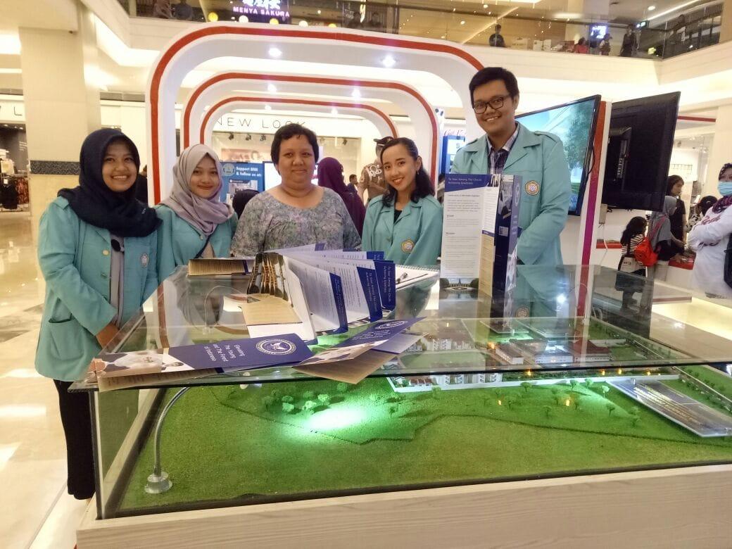 Indonesia Jaya Expo 2017 : Usung Kreatifitas SMA Pradita Dirgantara Jadi Alternatif
