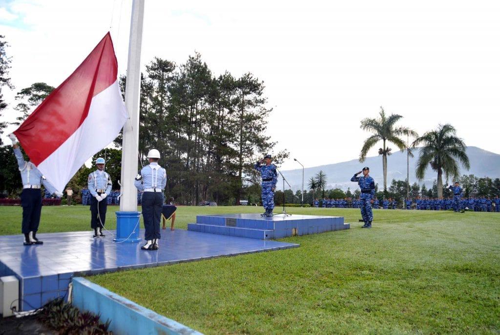 Berbuat terbaik untuk TNI, Bangsa dan Negara.