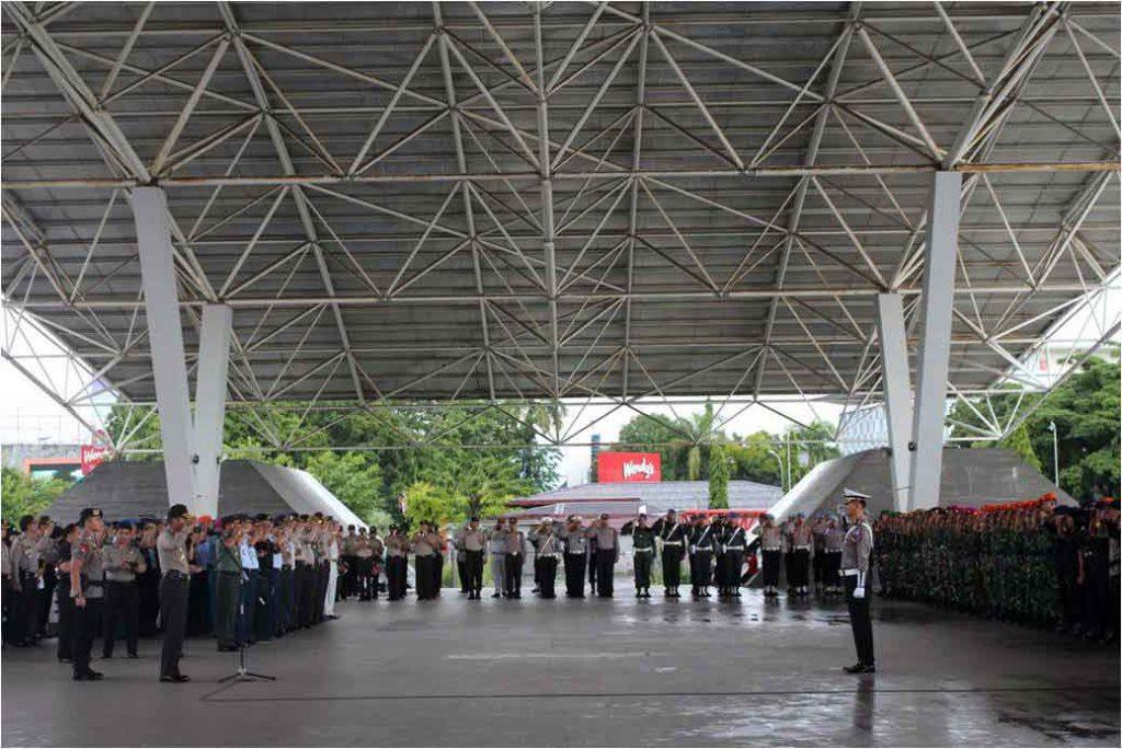onko 466 Paskhas Terlibat Operasi Lilin Lipu 2017