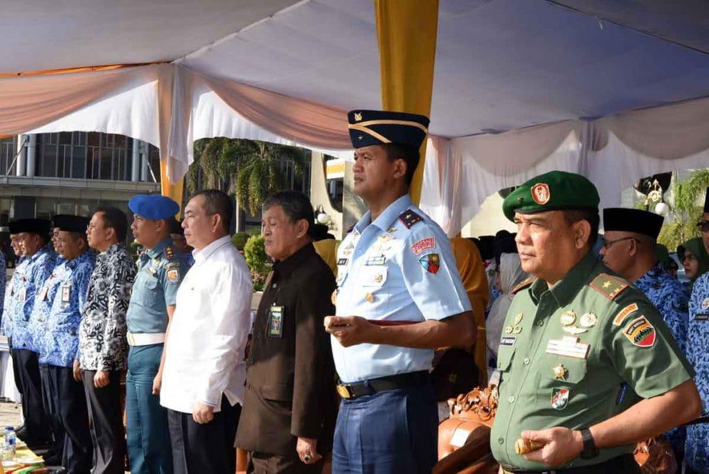 Upacara Peringatan Hari Ibu Ke-89 di Provinsi Riau