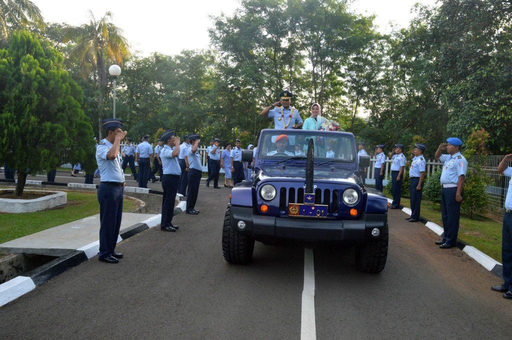 Pangkoopsau I: Pemimpin ataupun Komandan adalah Melayani