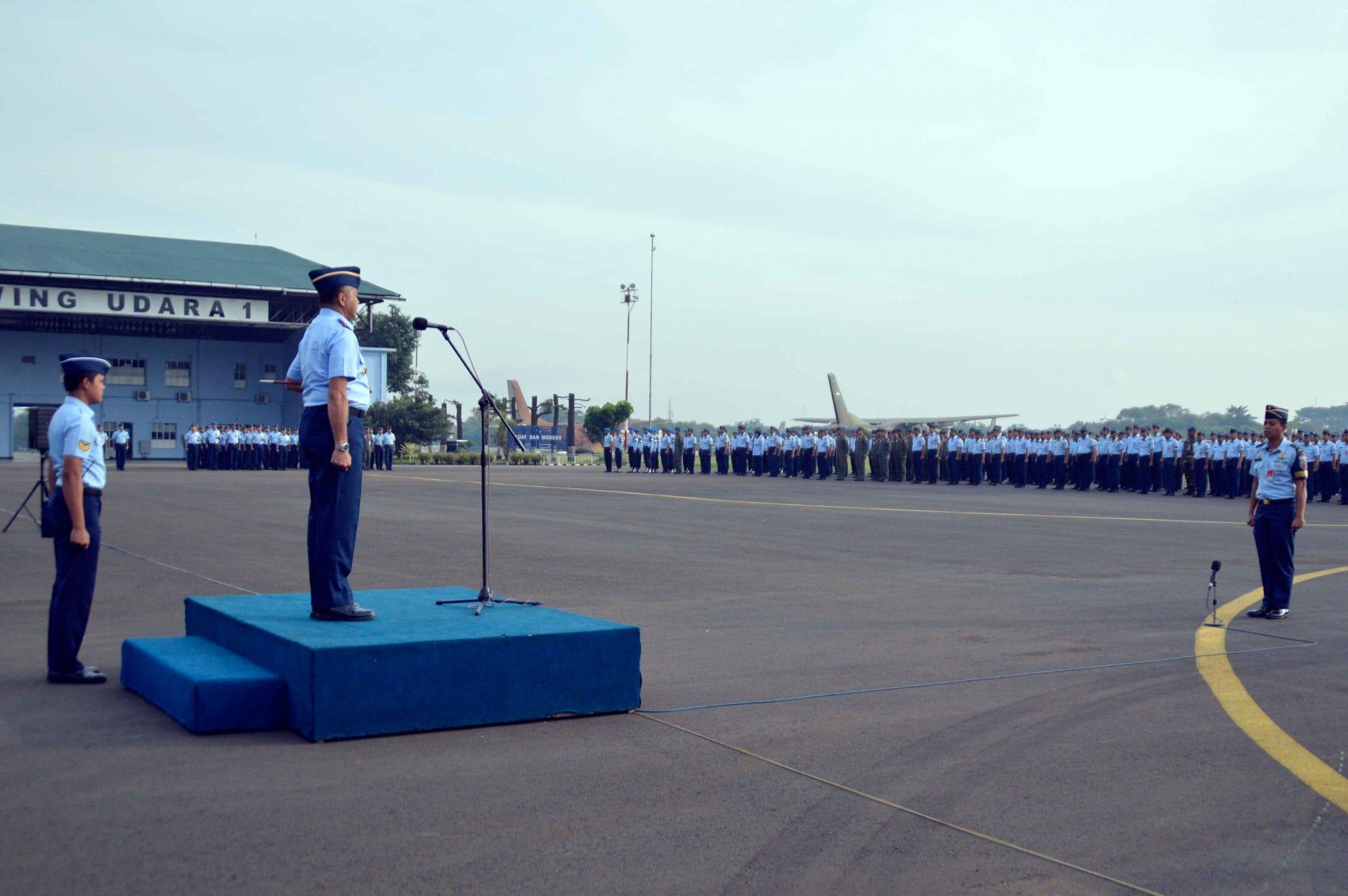 Apel Khusus Lanud Halim Perdanakusuma: Alutsista TNI AU Milik Rakyat