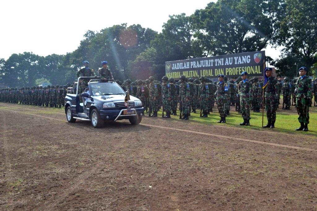 LATGANDA SEMABA TNI AU A-42