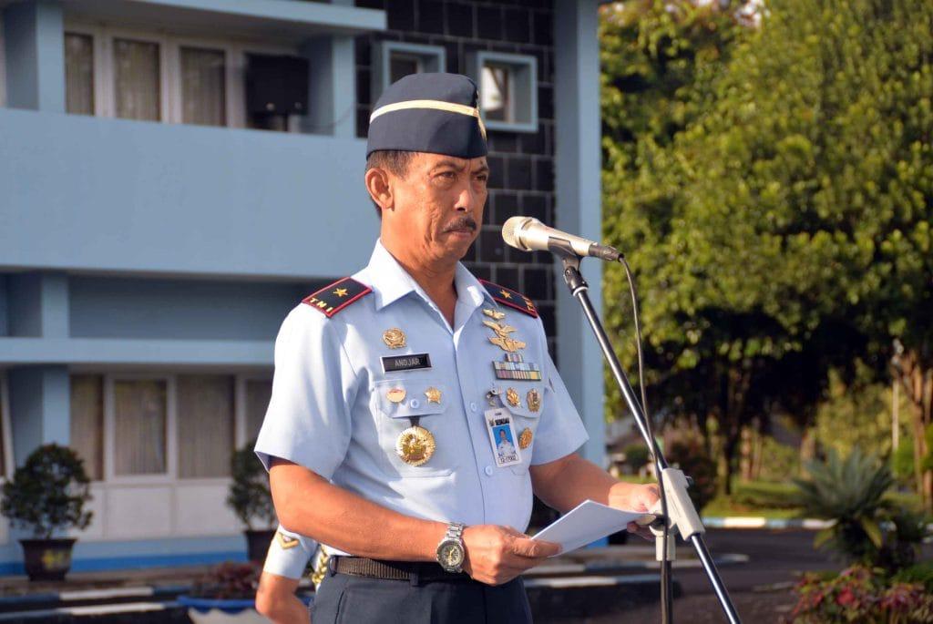 TNI AU Harus Laksanakan Amanah Rakyat Sebaik-baiknya