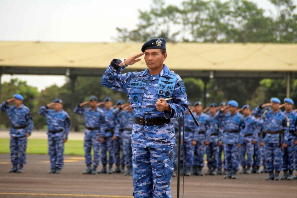 TNI Tetap Berpegang Teguh Pada Komitmen Netralitas TNI