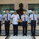 Kasau Terima Kunjungan COS Repubik Korea, Kasau : TNI AU Bangga Operasikan Pesawat KT-1B dan T- 50