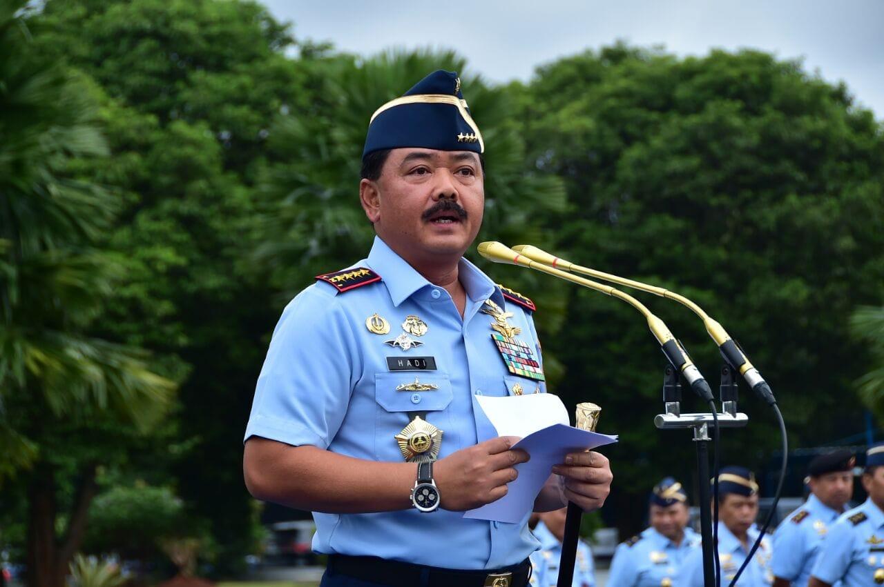 Kasau : Budaya Safety Harus Tertanam dalam Diri Personel TNI AU
