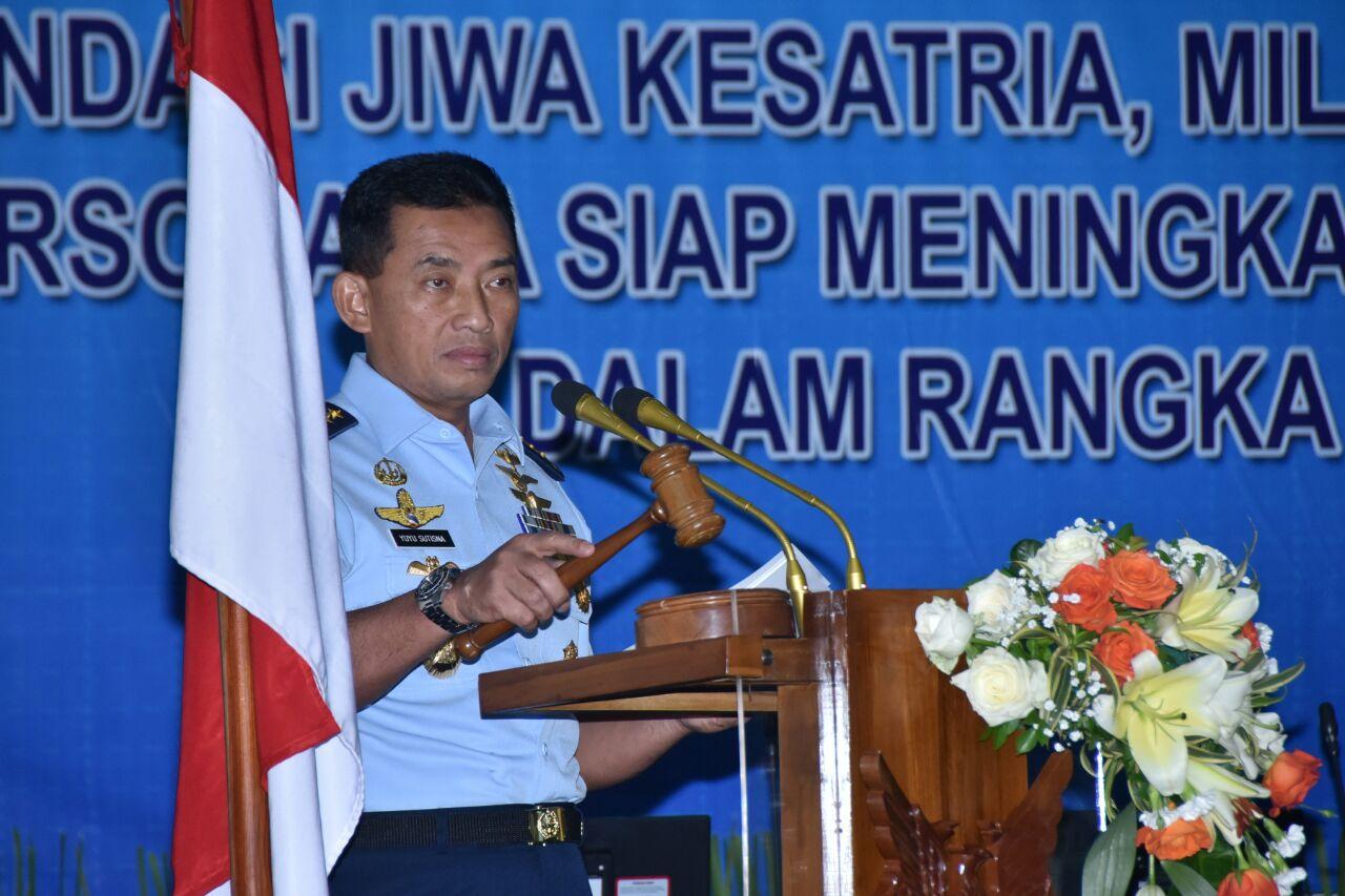 Kasau : Cegah Mafia Rekruitment Prajurit