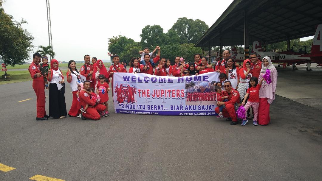 The Jupiters Kebanggaan Bangsa Indonesia Kembali Ke Sangkarnya