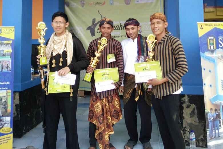 Tim Panahan Nanggala Juara II se-Jatim