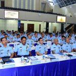 Rakorlog TNI AU 2018, Kasau : Kesiapan Dukungan Suku Cadang Alutsista Harus Terjaga Kesinambungannya