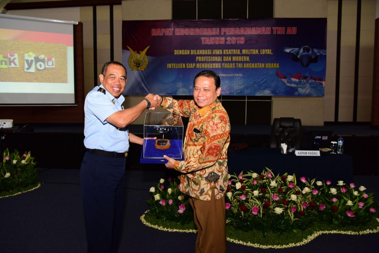 Intelijen TNI AU Antisipasi Keamanan di Tahun Politik