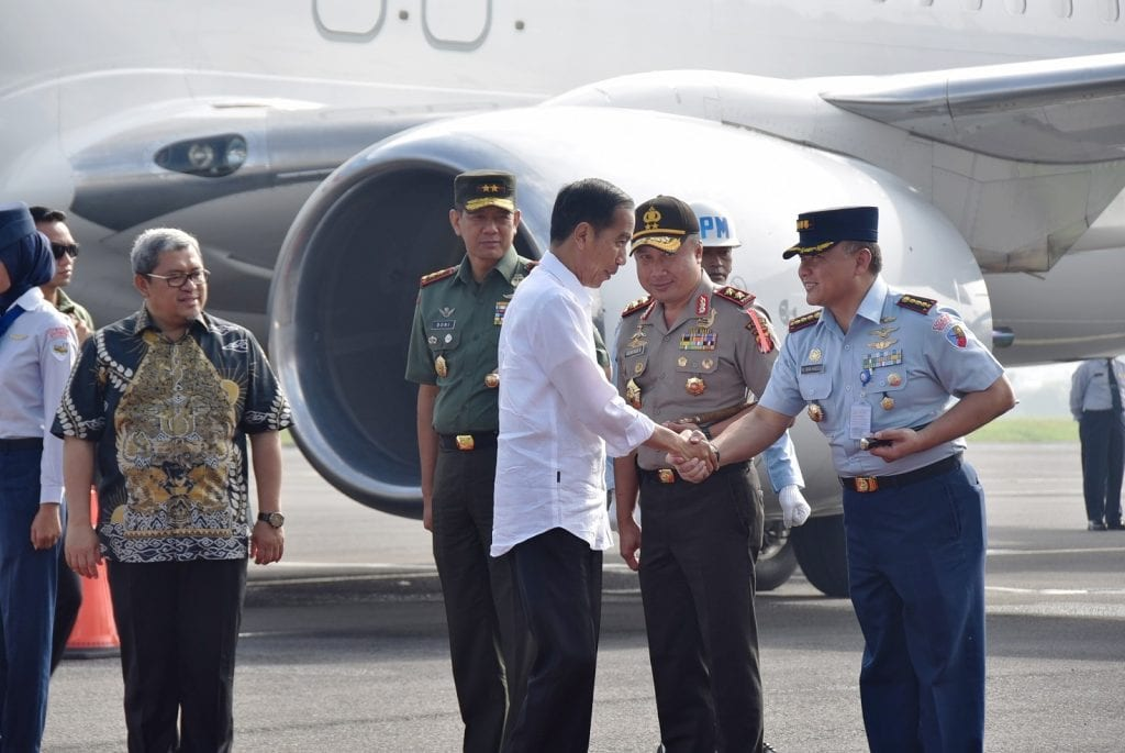 Presiden Republik Indonesia Kunjungan Kerja Ke Provinsi Jawa Barat