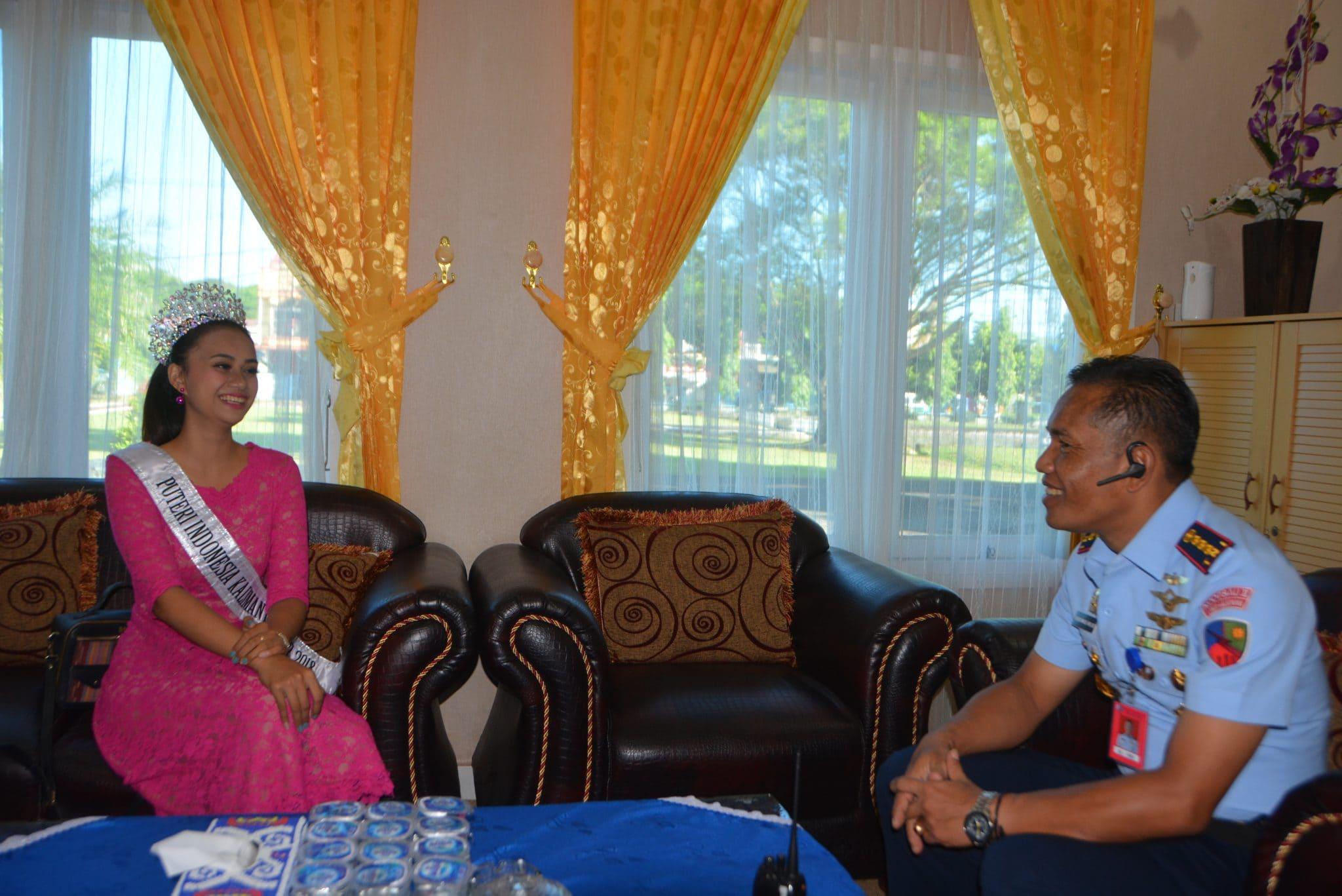 Putri Dirgantara 2017 Terpilih wakili Puteri Indonesia Kalimantan Timur