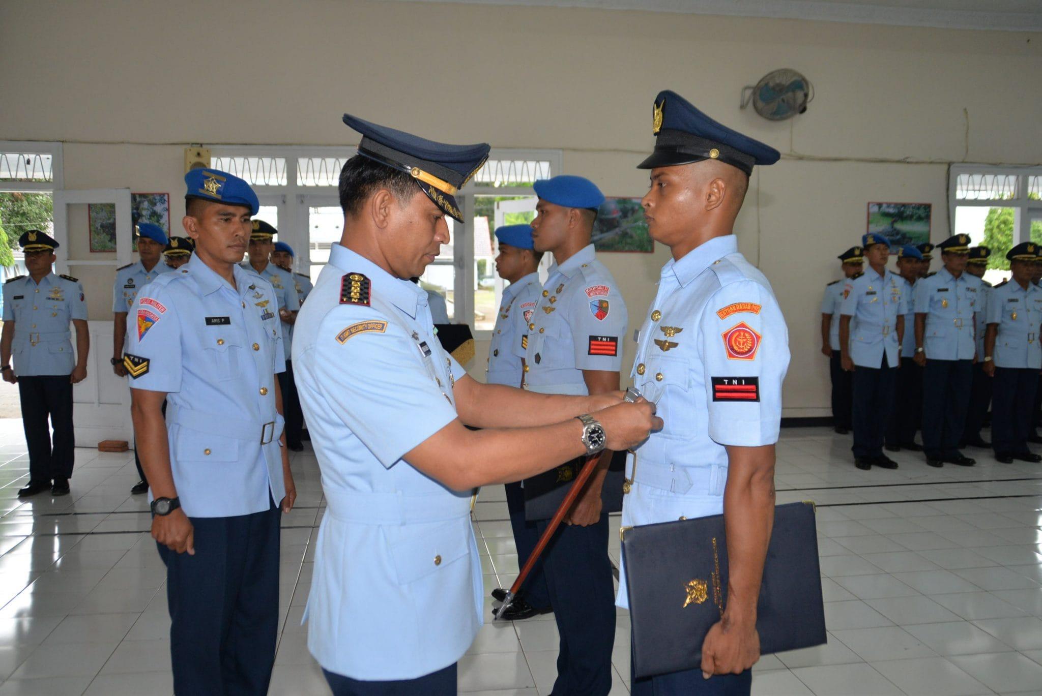 Komandan Lanud Adi Soemarmo Buka Tiga Pendidikan