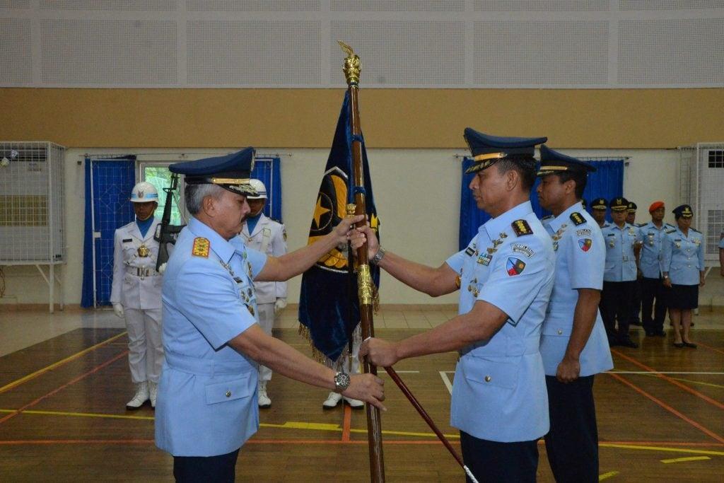 Kolonel Pnb Indan Gilang B., S.Sos Jabat Danlanud Adi Soemarmo Yang Baru