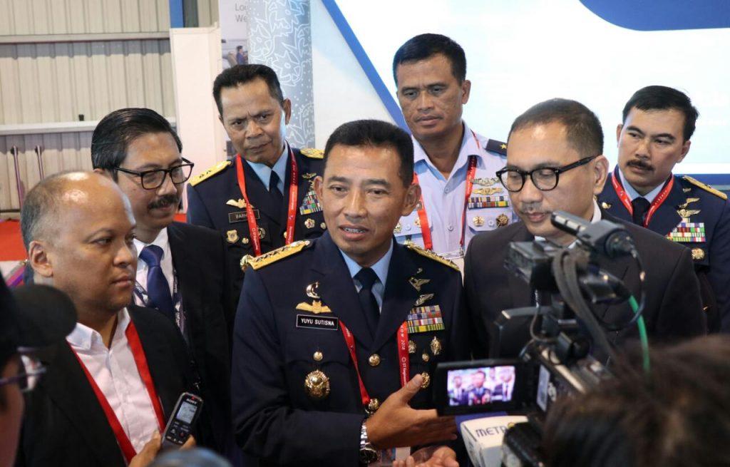 KASAU AJAK PARA DANSAT SAKSIKAN SINGAPORE AIR SHOW 2018