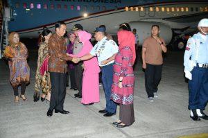 Kunjungan Kerja RI 1 Di Ambon