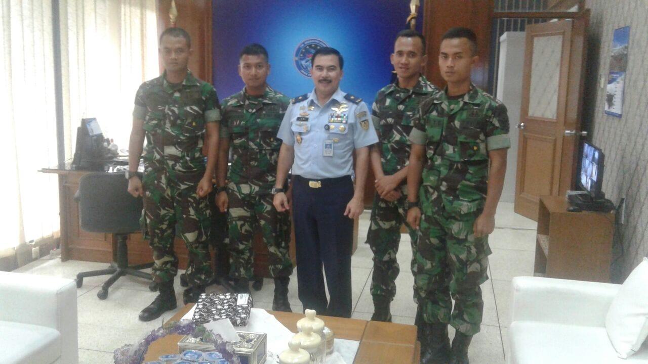 Kadispenau : Perwira Remaja Harus Elegan dan Idealis
